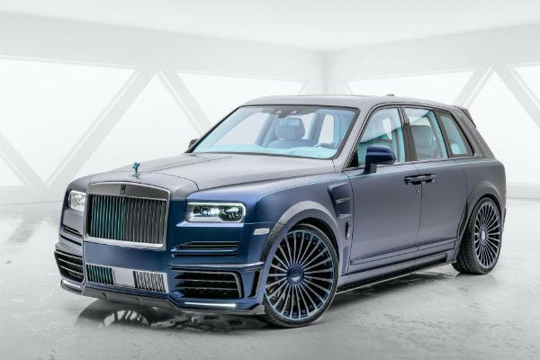 2021 Rolls-Royce Cullinan Mansory