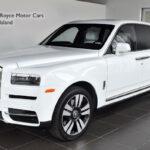 2021 Rolls-Royce Cullinan White