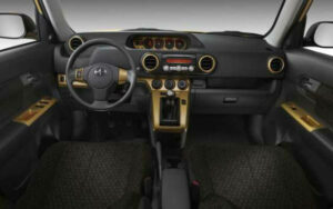 2021 Scion xB Interior