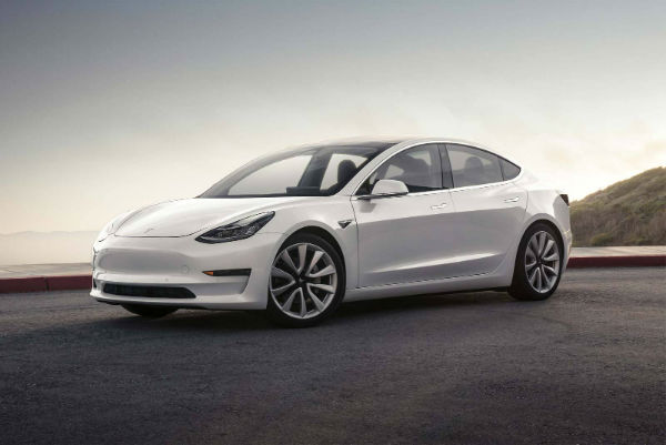 2021 Tesla Model 3 Performance