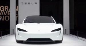 2021 Tesla Model 3 White