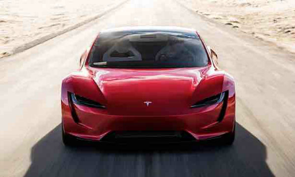 2021 Tesla Roadster Facelift