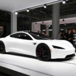 2021 Tesla Roadster White