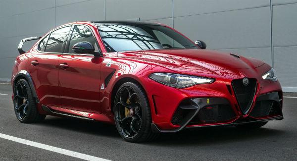Alfa Romeo 2021 Giulia GTA