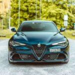 Alfa Romeo Giulia 2021 Facelift