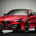 Alfa Romeo Giulia 2021 GTA