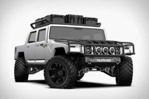 Hummer 2021 H1