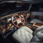 Hummer H2 2021 Interior