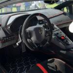Lamborghini Aventador 2021 Interior
