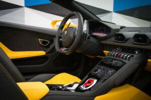 Lamborghini Huracan 2021 Interior
