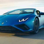 Lamborghini Huracan EVO Spyder 2021