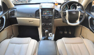 Mahindra XUV500 Interior
