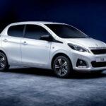 Peugeot 108 Nuova 2021