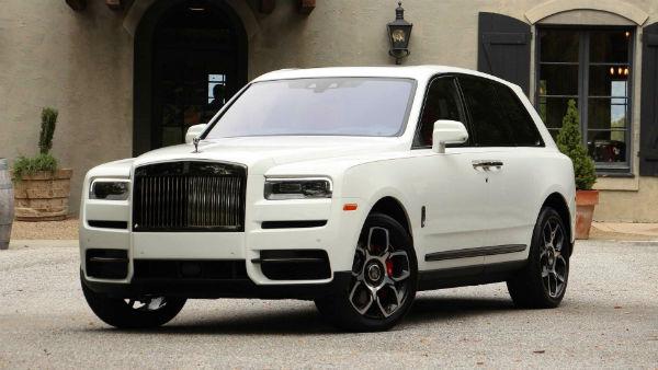 Rolls-Royce Cullinan 2021 Model