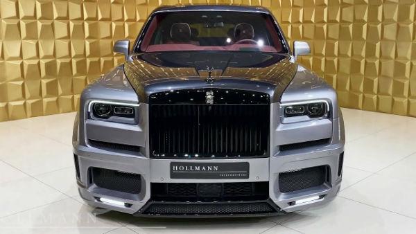 Rolls-Royce Cullinan 2021