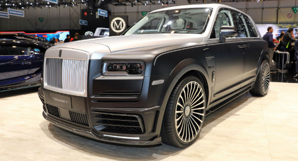 Rolls-Royce Cullinan Billionaire Edition