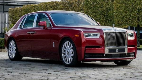 Rolls-Royce Cullinan Coupe 2021