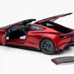 Tesla Roadster 2021 Doors