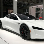 Tesla Roadster 2021 White