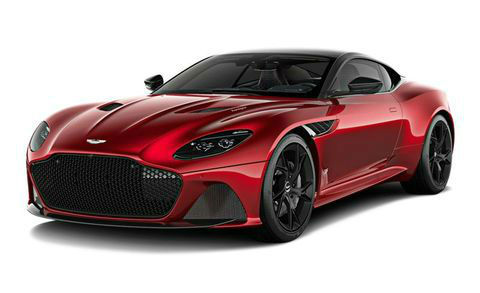 2021 Aston Martin DBS Superleggera Coupe