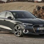 2021 Audi A3 Saloon