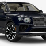 2021 Bentley Bentayga Black