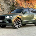 2021 Bentley Bentayga First Edition