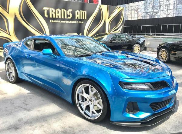 2021 Pontiac Firebird Trans AM