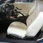 2021 Pontiac Firebird Interior