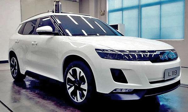 2021 Saab SUV