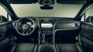 Bentley Bentayga 2021 Interior