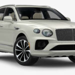 Bentley Bentayga 2021 V8