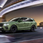 Bentley Bentayga 2021 Wallpaper