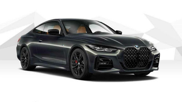 2021 BMW 4 Series Black