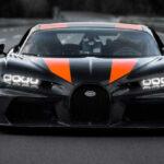 2021 Bugatti Chiron Super Sport 300+ 304 mpH
