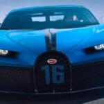 2021 Bugatti Chiron V16