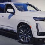 2021 Cadillac Escalade ESV Platinum