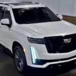 2021 Cadillac Escalade Platinum ESV