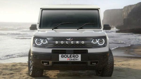 2021 Mahindra Bolero Power Plus