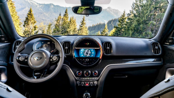 2021 Mini Cooper Clubman Interior