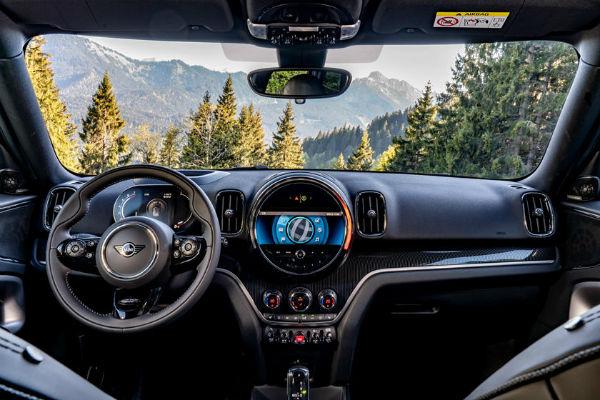 2021 Mini Cooper Interior