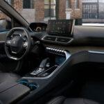 2021 Peugeot Interior