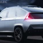 2021 Pontiac Aztek Model