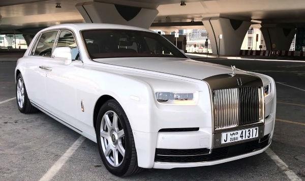 2021 Rolls-Royce Phantom 8