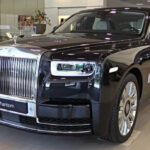 2021 Rolls-Royce Phantom Black