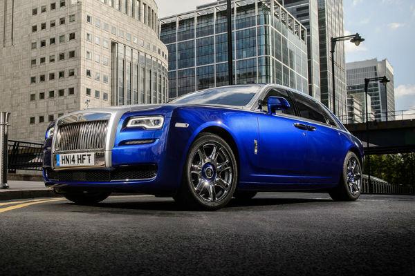 2021 Rolls-Royce Phantom Black Badge