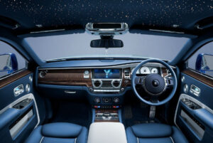 2021 Rolls-Royce Phantom Interior
