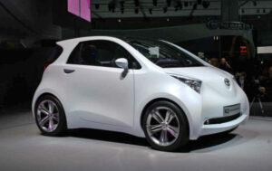 2021 Scion iQ Mini Car
