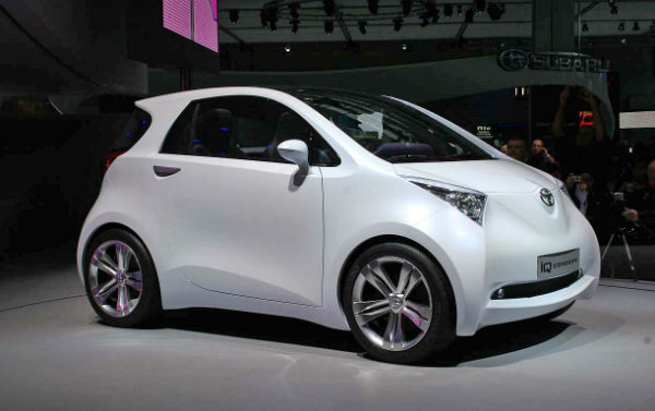 2021 Scion iQ Mini Car