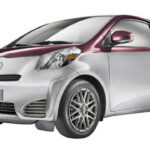 2021 Scion iQ Model